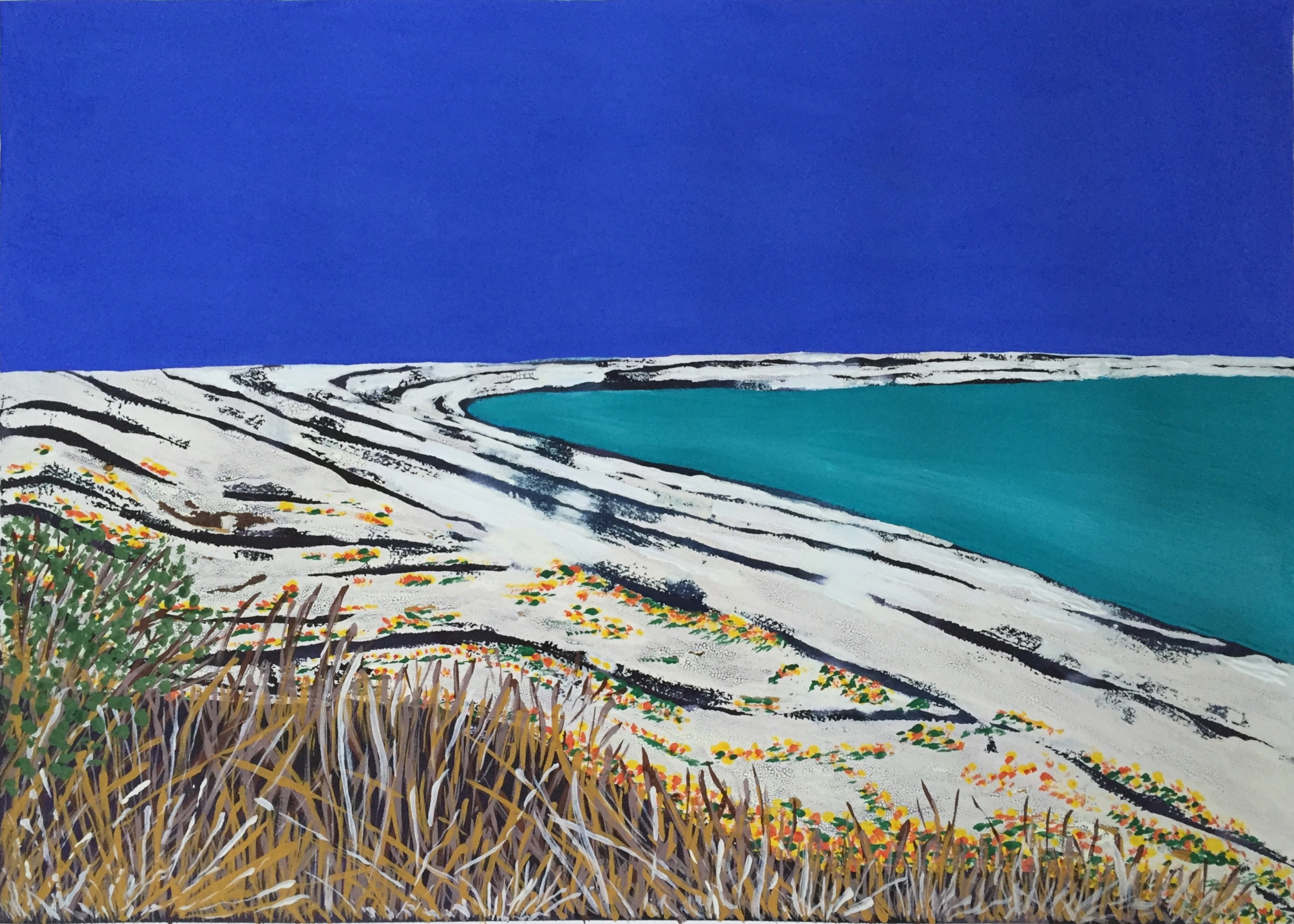 Stephen Twartz Coastal Landscape
