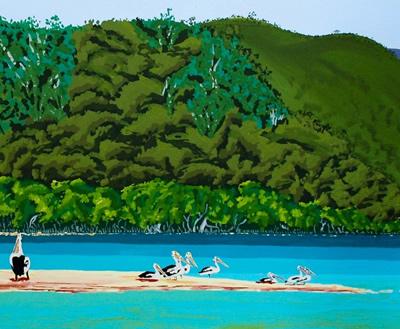 Stephen Twartz Seascapes